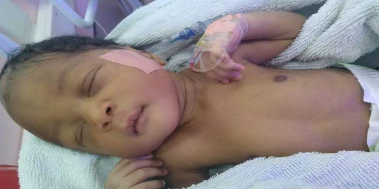 Mother shares toddler's battle towards Listeria
