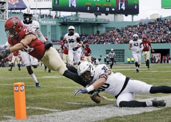Ivy League sports return as capacity they went out: cautiously