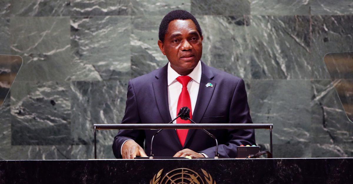 Zambian president to fulfill IMF, World Financial institution in Washington